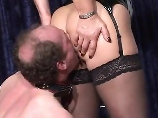 PISSING anal sex